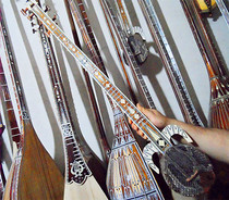 Professional new Xinjiang mother Kamu playing group special musical Instruments 90CM standard JEVAP handmade