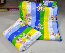 Special children were two pieces of cotton and three pieces with core rabbit blue.