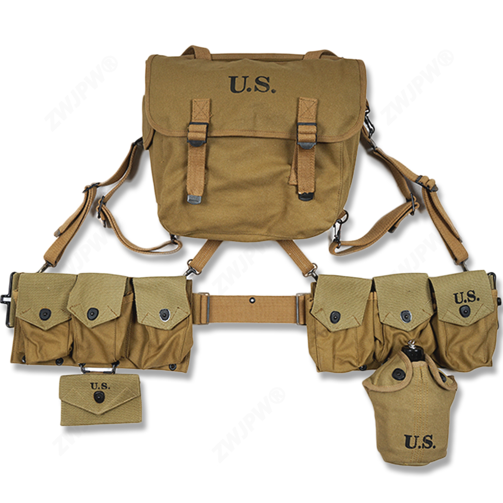 U.S. Army Soldier Equipment Group M36 pack B.A.R.6 joint engraving export