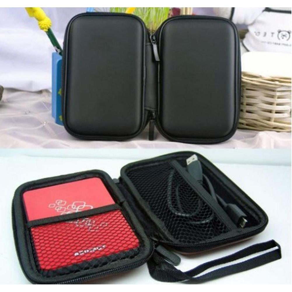 2.5 hard drive, TFBC Hard Disk Drive Shockproof ZipPer Cover Bag 2.5 HDD Ba