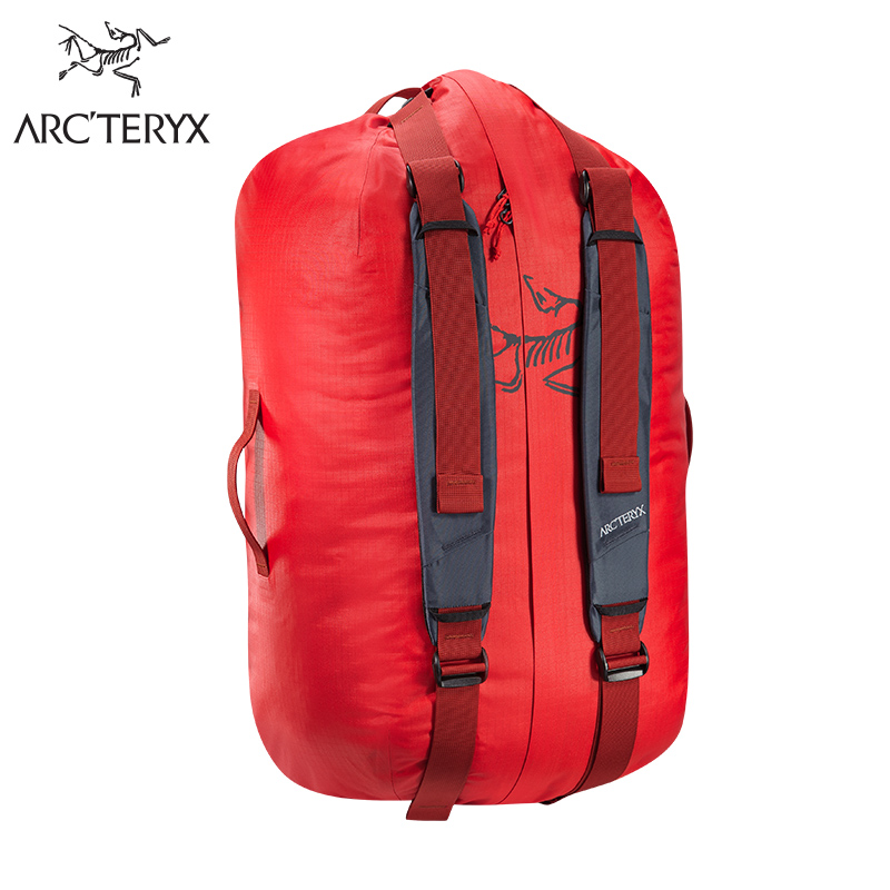 [18 spring and summer new products] Arcteryx Archaeopteryx water repellent luggage bag Carrier Duffel 55