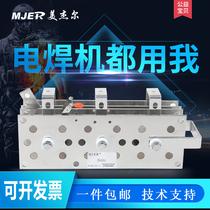 Machine de soudage pont redresseur CO2NBC-DS400A Dioxyde de carbone gaz blindé machine de soudage gaz blindé soudage SQL400A