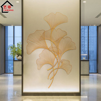 Du meilleur agent taobao fran ais for Decoration murale ginkgo