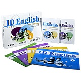Aidi children's English CD-ROM prenatal infant english children's song cd dialogue read aloud 0-3-6 years old early education