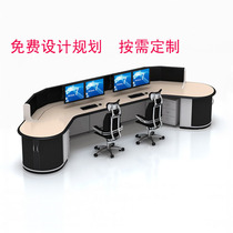 Monitoring station monitoring Operator Security Console command center dispatching station custom monitoring platform dispatching station