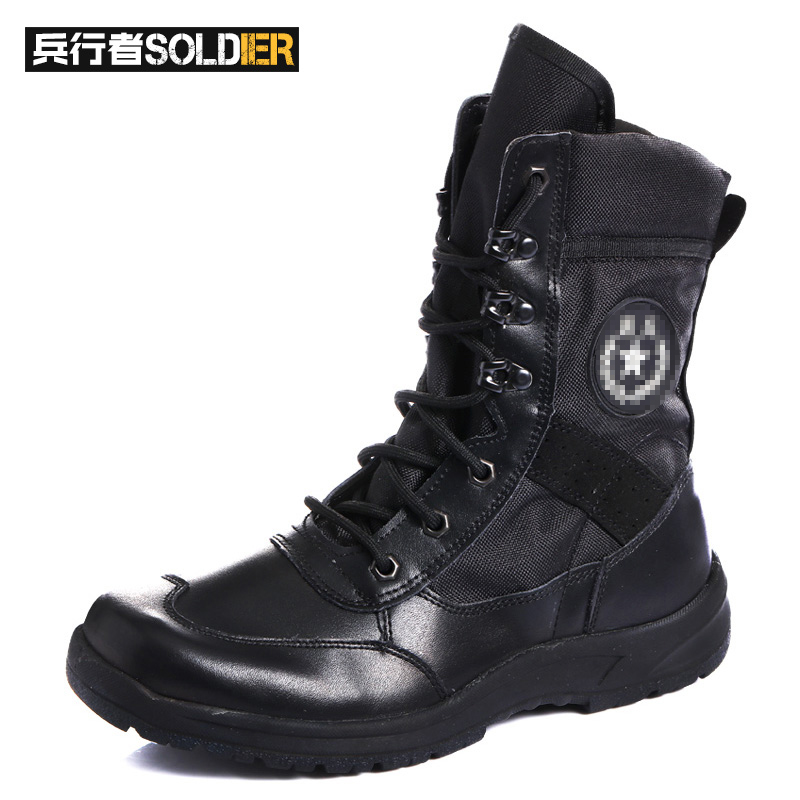 Men's Shoes Hi-boots 15 Parade Hiking Team Combat Boots Boots Boots Military Boots Martin Boots Tactical Boots Fitness Boots