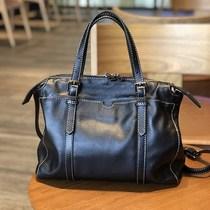 Большая емкость дамская кожаная сумка переносная мягкая кожаная сумка на плечо профессиональная сумка первый слой коровьей кожи повседневная сумка