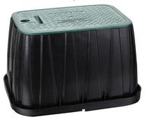 VB1320 Plastic Valve box 15 inch valve box take water tank solenoid valve box quickly pick up valve box buried box