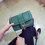 2017 new spring and summer simple fashion Messenger bag matte leather small square bag female handbag shoulder bag