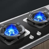 Support de cuisinière à gaz en fonte couverture coupe-vent support de banc de cuisinière à gaz domestique anneau économiseur dénergie en polyéthylène support universel antidérapant coupe-vent