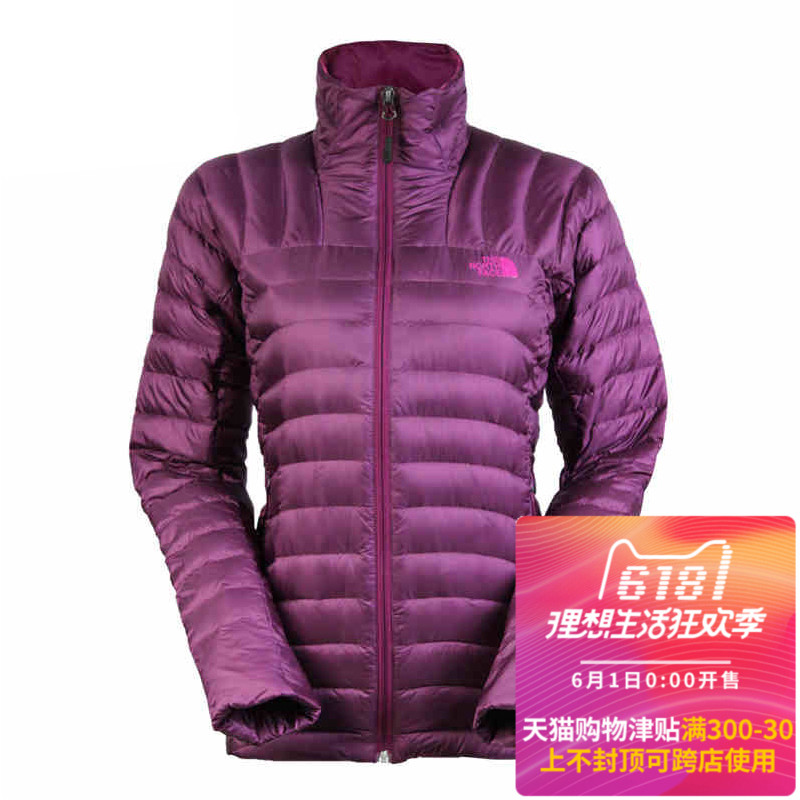 [clearing warehouse] Fall and winter the north face down jacket outdoor thermal 700 Peng CZ63