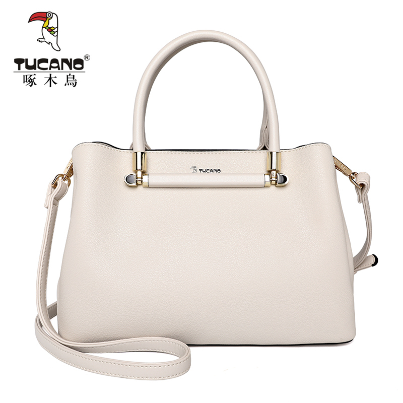 Woodpecker Baggage Girl New Style Single Shoulder Baggage with Tidal Slant Baggage and Large Capacity Ladies Baggage Handbag in 2019