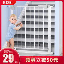 KDE stairwell guardrail Baby and child safety gate fence home guard railing pet dog isolation fence
