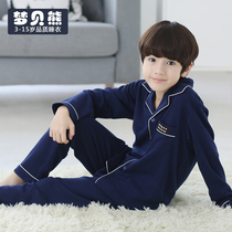 Child cotton in the spring and autumn big cotton clothing suits