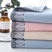 3 loaded laiduo leaves cotton towel adult wash bath home men and women cotton large towel soft absorbent