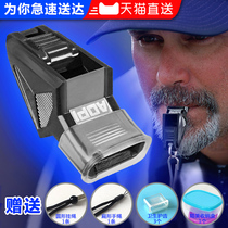 Professional referee Contest whistle football basketball volleyball troops outdoor physical education teacher training Special Dolphin whistle