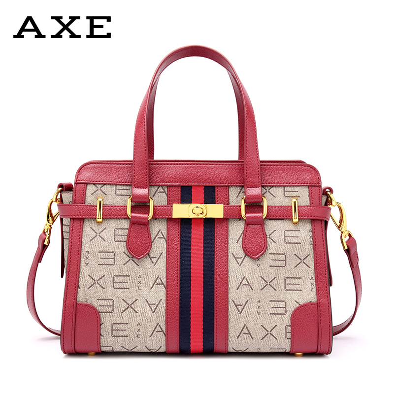 High sense bag, foreign style, women's bag, new style 2019, French minority mother, large capacity handbag, big bag.