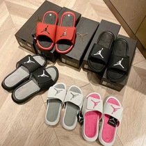 AJ6 slippers outdoor wear a word drag sports cool drag mens trend 2020 new summer official website flagship store officer