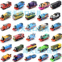 Electric track small locomotive toys Emily Toby Percy James Haitian imported toys