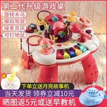 儿童一岁半宝宝玩具多功能两益智1男孩2智力二三动脑3女孩4小孩