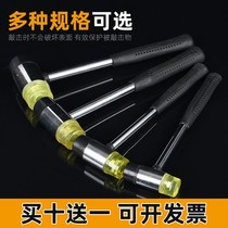 鎚 beat the decoration rubber hammer beat the cow rib tile shock-proof 鎚 latex beat the fiber tile