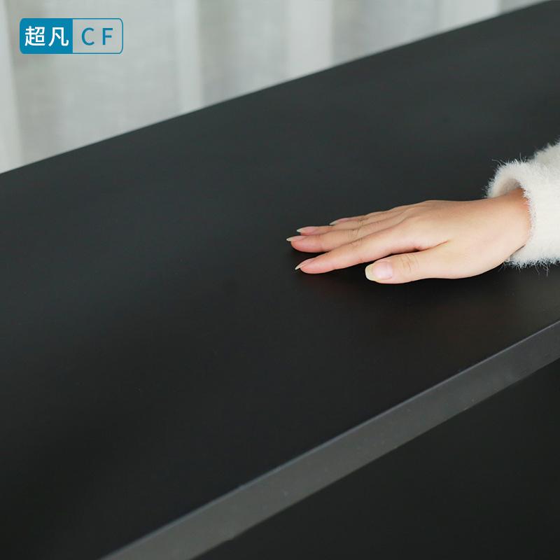 Black shelf layer plate layer DIY iron plate home shelf shelf warehouse warehouse home thick multi-layer