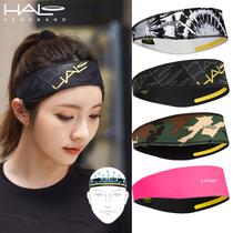 American HALO Sweat guide belt Men and women marathon running cycling Basketball antiperspirant hair band Female Yoga headband