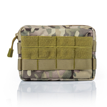 Outdoor Commuter Pack Army Fan MOLLE System Accessory Package EDC Kit Change handbag camouflage tactical waist bag