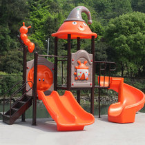Kindergarten childrens community playground equipment outdoor large outdoor park slide early education combination Doctor