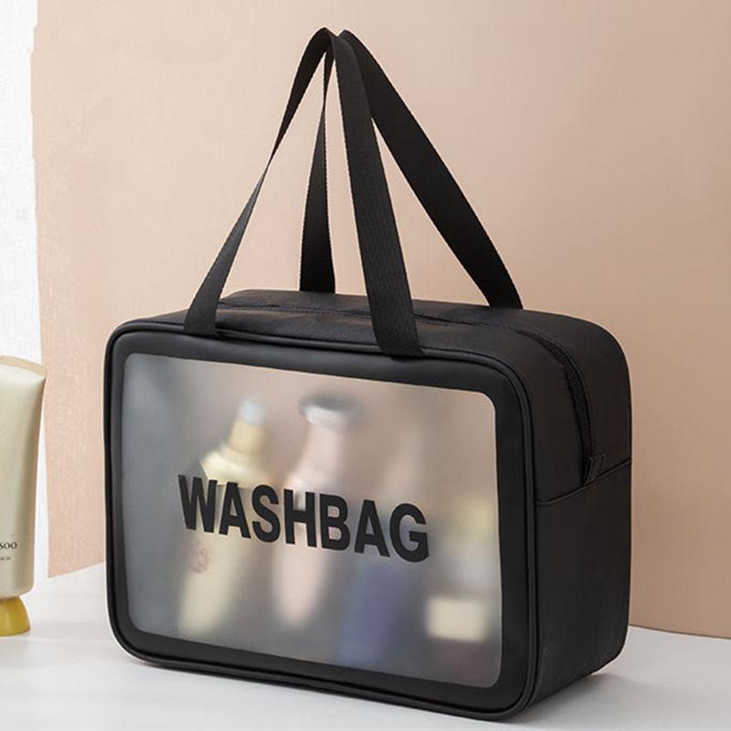 Travel portable wash bag mens and womens large-capacity makeup bag waterproof cosmetics toiletries storage bag makeup bag