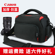 Canon 700D750D70D80D800D6D200D77DM3 SLR Camera Bag Shoulder portable camera bag M6