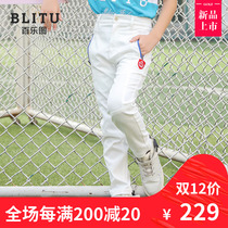 Childrens golf clothing men and women general pants sports Casual trousers teen pants 2018 Fall New