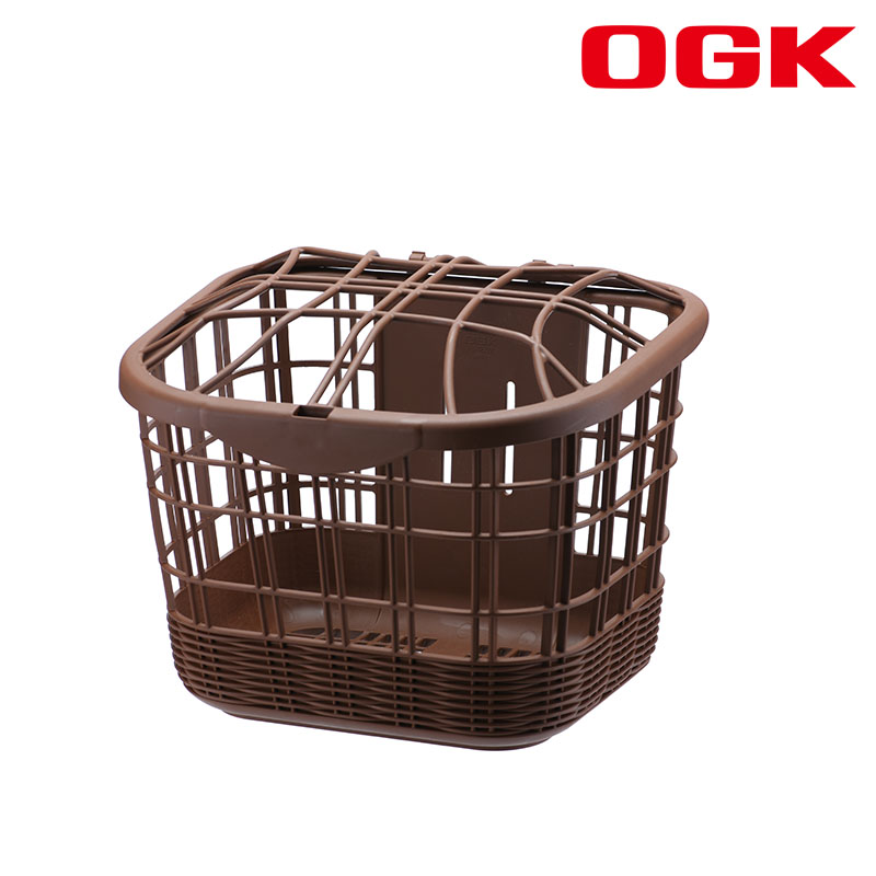 Japanese OGK Bicycle Basket Electric Car Basket Basket Vegetable Basket City Basket Car Basket