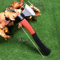 Axe outdoor Camping axe woodworking axe handmade axe chop tree household chopping wood chop bone