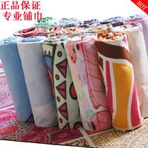 Special price plus thick non-slip yoga floor towel printed yoga blanket eco-friendly yoga towel sweat yoga mat paver towel