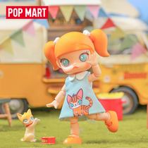 POPMART Bubble Mart MOLLY You look good today BJD doll trend model does not support refunds