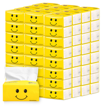 Xin mi er log paper napkin and affordable paper towel 24 pack whole box Home toilet paper household napkin