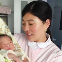Love month sister Shanghai Beijing National outposted booking Yue Gold medal month sister-in-the-Mother nursing Baby Care Dong Lichen