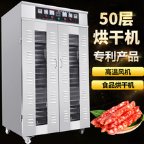 Dried Seafood Beef Bacon sausage Sausage dryer commercial fruit air drying machine medicinal food drying box