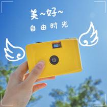 学生款照相机女入门级便宜可拍照可打印迷你高清儿童随身小型便携