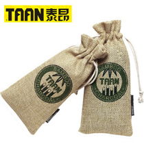 Taan Badminton shoes Carbon bag sneakers casual shoes deodorant to taste activated carbon dehumidification moisture absorbing bamboo bag