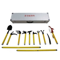 Fire Axe Manual Demolition tool Group multifunctional 挠钩 factory Direct Sales Quality Assurance Demolition Group Fire Fighting tools