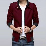 Men's coats in the autumn of 2017 new Korean men's casual wear trend in spring and autumn's thin young handsome jacket
