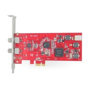 TBS6903 industrial grade dual input DVB-S2 PCIe CCM ACM VCM satellite TV card support