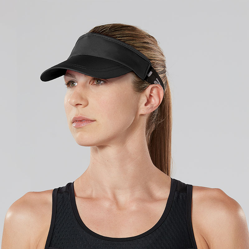 2XU sports hat Unisex running training sunscreen super light top hat UQ2399f