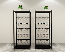 Iron Jewelry Frame Display frame boutique socks mobile phone shell frame Display rack Accessories Pendant display frame exhibition tools