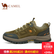 Selling 100 thousand camel outdoor sports climbing shoes for men and women travel shoes outdoor shoes slip cross-country hiking shoes
