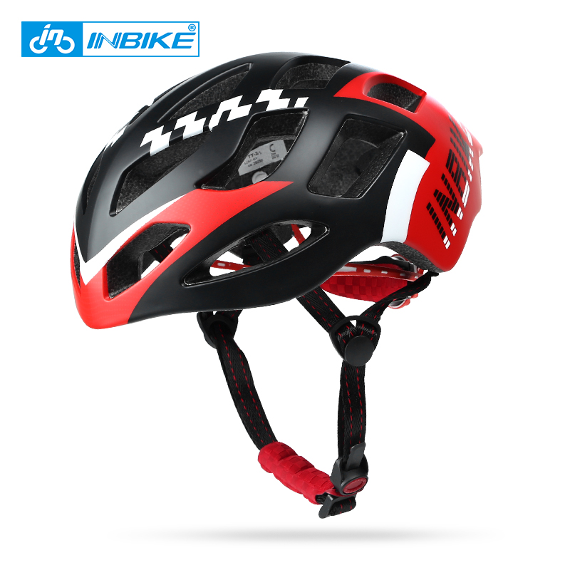 INBIKE bicycle helmet for men and women road riding helmet integrated pneumatic mountain bike helmet