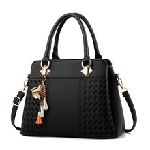 Female bag contracted handbag trend one shoulder inclined