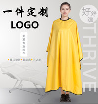 Barber Shop Large Haircut enclosures cut around cloth release barber coat hair Cloth apron Shawl